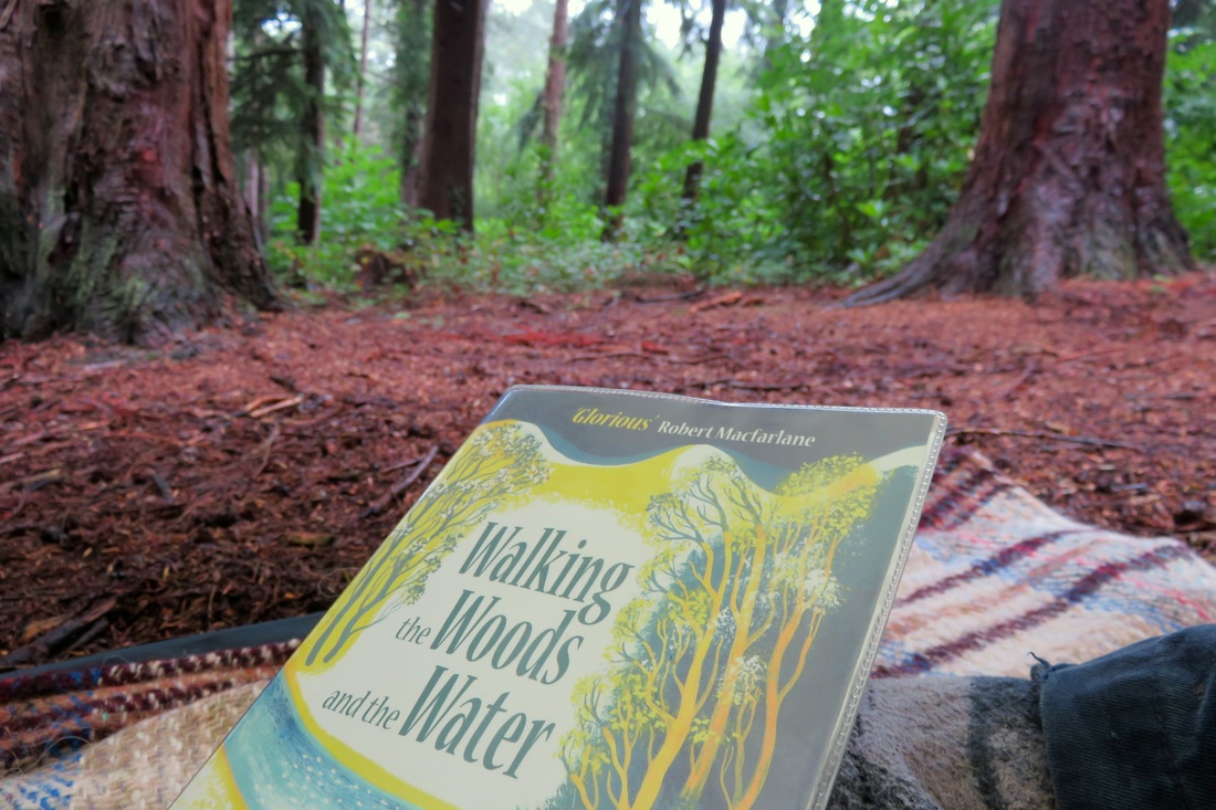 Walking the Woods and the Water - book